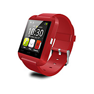 U watch Smart Watch - Bluetooth 3.0 Finn min enhet / Vekkerklokke - iOS / Android