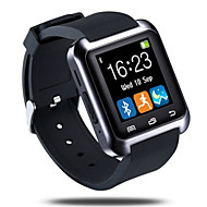 Bluetooth3.0 camber surface Smart Watch Pedometer Sleep Monitor Sync Call Message for Android Phone& iphone Fashion Watch