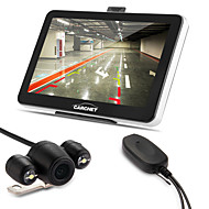 "7 ""Car Bluetooth Av - Gps Navigator Wireless Reverse Camera Map Aus"