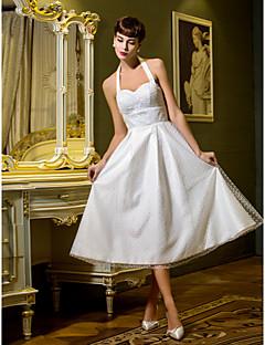 f986ddfbd278 Lanting Bride® Krój A   Księżniczka Drobna   Rozmiar Plus Suknia ślubna  Lekko nad kolana