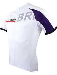 9998f5c3e718 ILPALADINO Φανέλα ποδηλασίας Ανδρικά Κοντομάνικο Ποδήλατο Αναπνέει Γρήγορο  Στέγνωμα Υπεριώδης Αντίσταση Αθλητική μπλούζα Μπολύζες100%
