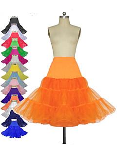 Slips 3 Tier 50s Retro Underskirt Swing Vintage Tutu Petticoat