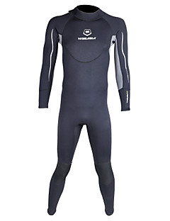 Winmax® 3mm Thickness Neoprene Wetsuit / One Piece Diving Suits for Man